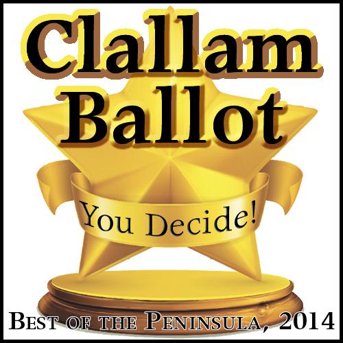 Clallam Ballot